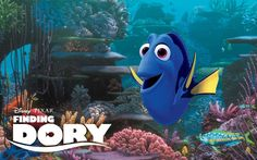 5 Reasons To Go See 'Finding Dory' #findingdory #disney #pixar