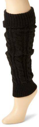 black leg warmers $20