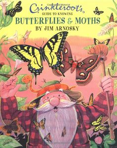 Crinkleroot's Guide to Knowing Butterflies & moths by Jim Arnosky Learning For Life, Little Library, Forest School, Nature Study, Nature Journal, School Themes, History Books, Love Reading, Science And Nature