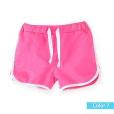 kids clothing 2017 new  candy color girls short hot summer boys beach pants shorts 0902-in Shorts from Mother & Kids on Aliexpress.com | Alibaba Group