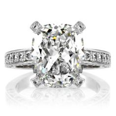 Emitations Alexia's 3 Carat Engagement Ring $69.99