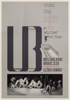 "Subliminal new FVTVRA video diary ep.02 ""WELCOME TO THE TEAM"" #MassimilianoManneschi #KevinDuman #fvtrider #fvtvrateam #skateboard #skateboards #poster #lettering #font #poster art"