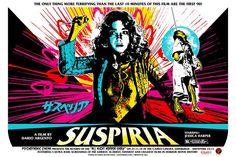 Suspiria by Dario Argento