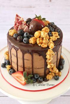 My favourite things cake - Cake by Caroline