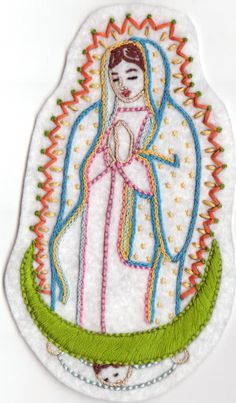 Cake Design Guadeloupe : Our Lady of Guadalupe Catholic Christian Religious Art ...