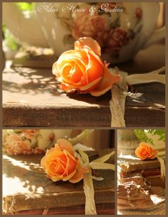 I almost missed this . Have A Good Weekend, Happy Weekend, Vintage Stoves, Autumn Rose, All Grown Up, Orange Brown, Something Beautiful, Vintage China, House Gardens