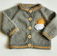 Handmade Baby Jecket, Baby Sweater, Baby Cardigan. Made with love. If you have any question, Please Convo. Ill be happy to answer. Care instructions: Hand wash in cool water. It is made in a smoke-free and pet-free enviroment. Thank you for looking ! The Shipping may take