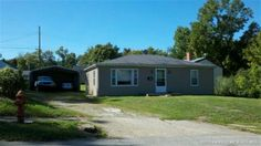 2 Bedroom, 1 bath home in town! Completely remodeled in 2011 - new electric furnace, hot water heater! Extremely well insulated - low utilities!! Home features a carport and storage shed! Dont wait - call today to check this home out!!
