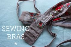 How to Sew Bras That Fit