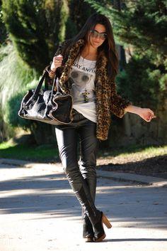 Look: leopard asap please!! - Alexandra - Trendtation