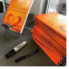 Michael Stephens' new book, The Heart of Librarianship: Attentive, Positive, and Purposeful . San Jose State University, University Of North Texas, Opinion Column, Professor, New Books, Knowledge, Meet, Positivity, Teaching