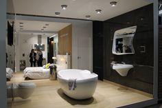 VITAE en EquipHotel #París | El público profesional hotelero y de la restauración, se rinde a esta joya del diseño de #baños por Zaha Hadid Design #EH16