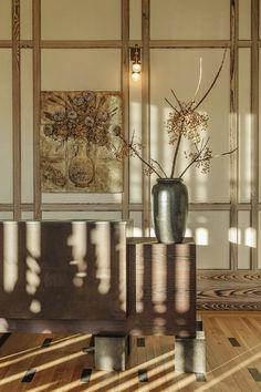 Austin Proper Hotel by Kelly Wearstler - Design Milk Kelly Wearstler, Milk Shop, 2020 Design, Design Design, Floral Design, Hospitality Design, Vintage Rugs, Vintage Artwork, Modern Design