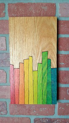 Wood burned Art Original Abstract Unique Art on by MudHorseArt
