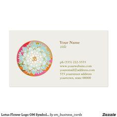 Sante Et De Symbole DOM Logo Fleur Carte Visite