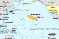 Hawaii World Map | hawaii world map | Pinterest | Hawaii