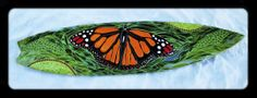 Mi Mariposa custom surfboard made to be donated to the Ecolife Foundation Gala… Mosaic Art, Mosaic Glass, Fused Glass, Glass Art, Mosaics, Custom Surfboards, Custom Glass, Monarch Butterfly, Beach Themes