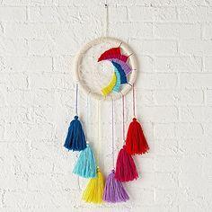 Rainbow Dreamcatcher   The Land of Nod