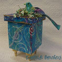 Tissue Art Box