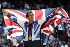Tennis star, Andy Murray has been named the flag bearer for Team Great Britain for the 2016 Rio Olympics.