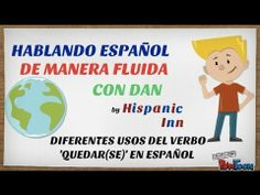 Learn how to use 'quedar(se)' in Spanish