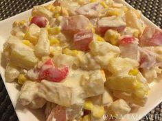 filipino fruit salad healthy snacks fruit
