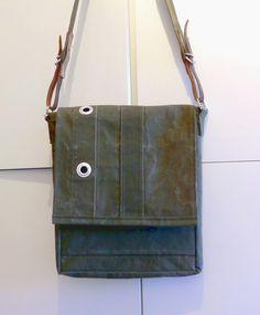Werkzeugtasche / Herrentasche aus 50l Bundeswehr-Seesack