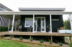Check out this awesome listing on Airbnb: Rosie's cottage renovated with lovely sea views! - Houses for Rent in Whangaparaoa