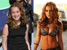Ugly Childhood Stars Who Grew Up To Be Gorgeous