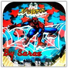 #gelatina #3d #spiderman #hombrearaña #bysarae #jelly #gelatinatridimensional