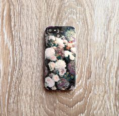 Vintage Floral iPhone 6 Case Floral iPhone Case by casesbycsera