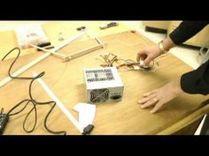 ▶ cheap foam cutter using PC power supply - YouTube