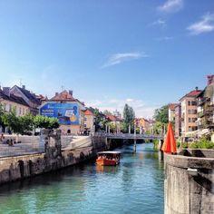Slovinsko - Lublaň Vol.1 - Chile Chipotle Wanderland, Chipotle, Blog
