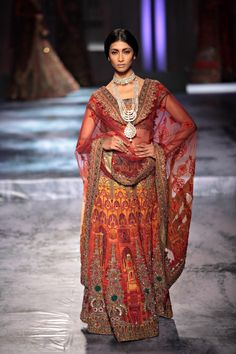 Delhi Couture Week - JJ Valaya