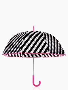 striped umbrella - kate spade new york