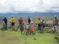 Malealea Lodge | Mountain Biking in Lesotho - Dirty Boots Adventure Activities, First Humans, Amazing Adventures, Countries Of The World, Mountain Biking, Africa, Bike, Boots, Bicycle