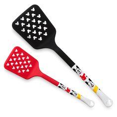 Product Image of Mickey Mouse Frying Spatula Set - Disney Eats # 1
