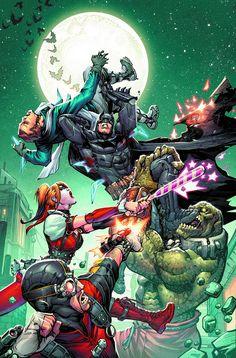 Batman: Arkham Knight (2015) Issue #8