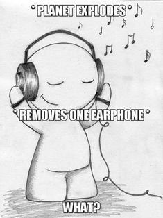 29 Best Earphones Funny Pics Images Funny Phrases Funny Sayings