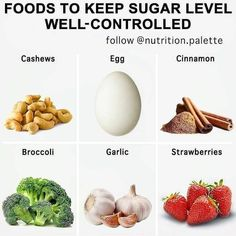 Lower Blood Sugar Naturally, Reduce Blood Sugar, Super Healthy Recipes, Diabetic Recipes, Low Sugar Recipes, Diabetic Snacks, Healthy Food, Whole Food Diet, Whole Food Recipes