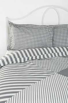 Assembly Home Quadrant Sham - Set Of 2 - Urban Outfitters