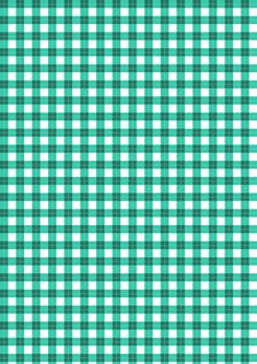Free digital green gingham scrapbooking paper - ausdruckbares Geschenkpapier - freebie | MeinLilaPark – DIY printables and downloads