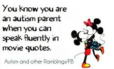 It's true n my house! #autism