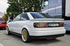 #audilifestyle Audi 80, Van Car, Audi Sport, Old Skool, Audi Quattro, Cars And Motorcycles, Cool Cars, Racing, Classic