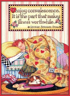 Sweet blissful sleep under the quilt comforter.