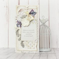 Believe in yourself card » Pion Design's Blog--by Marta