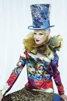 Colors, Magic and Cirque du Soleil... I have yet to attend a Cirque du Soleil!!