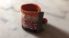 Handmade textile colors ethnic 40€ sold