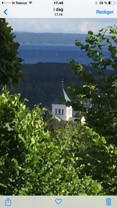 Ullern kirke , Oslo Oslo, Mountains, Nature, Travel, Pictures, Naturaleza, Viajes, Destinations, Traveling