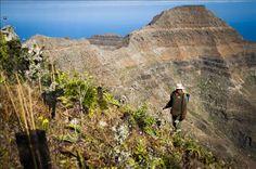 """La """"isla"""" volcada en recuperar un paisaje que perdió hace más de 400 años"""